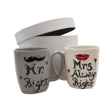 """Cani """"Mr Right & Mrs Always Right"""""""